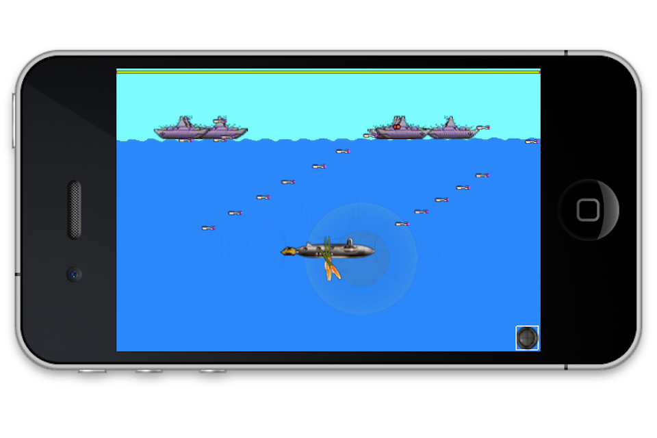 Screenshot sea fight